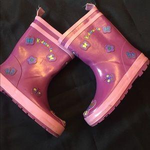 Kidorable Girls Rain Boots